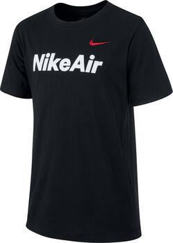 Nike Sportswear kids shirt Zwart
