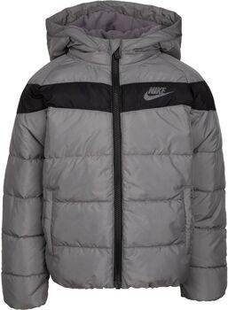 Nike Sportswear Filled kids jack Jongens Grijs