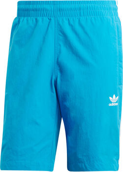 adidas 3-Stripes beachshort Heren Blauw