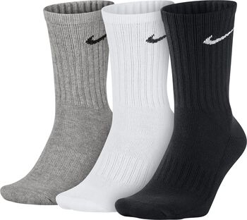 Nike Cotton Crew 3-pack sokken Multicolor