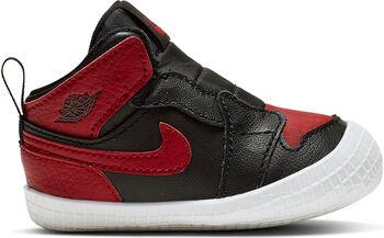 Nike Jordan 1 Crib sneakers Jongens Zwart