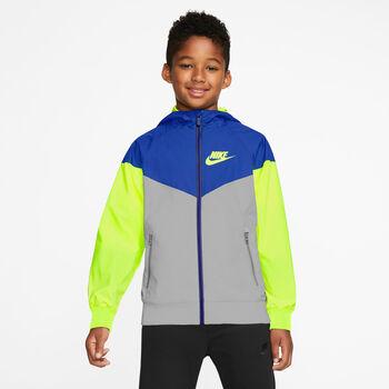 Nike Sportswear Windrunner kids jack Jongens Zwart