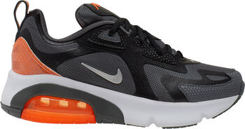 Nike Air Max 200 sneakers Jongens Zwart