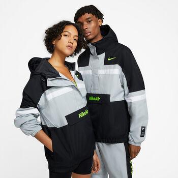 Nike Air Woven jack Heren Zwart