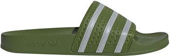 adidas Adilette Badslippers Heren Groen