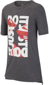 Nike Sportswear JDI shirt Jongens Zwart