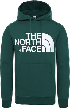 The North Face Standard Hoodie Heren Groen