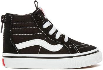 Vans Sk8-Hi Zip sneakers Jongens Zwart