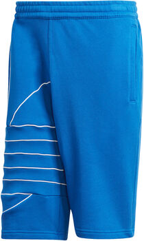 adidas Big Out short Heren Blauw