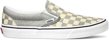 Vans Classic Slip-on sneakers Dames Grijs