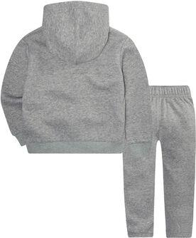 Sueded Fleece Futura kids joggingset