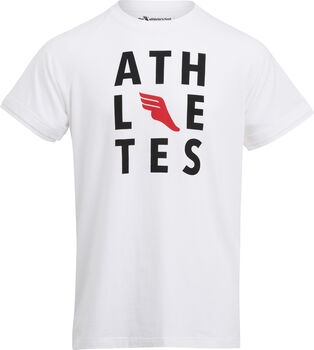 The Athlete's Foot Auber I shirt Heren Wit