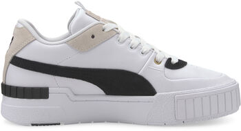 Puma Cali Sport Heritage sneakers Dames Wit