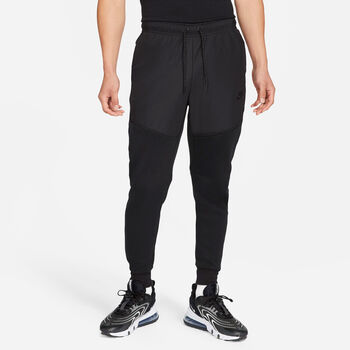 Nike Sportswear Tech Fleece broek Heren Zwart