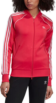 adidas SST trainingsjack Dames Roze