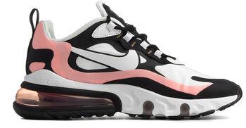 Nike Air Max 270 React sneakers Dames Zwart