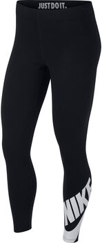 Nike Sportswear Futura 7/8 tight Dames Zwart