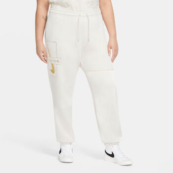 Nike Sportswear Icon Clash broek Dames Wit