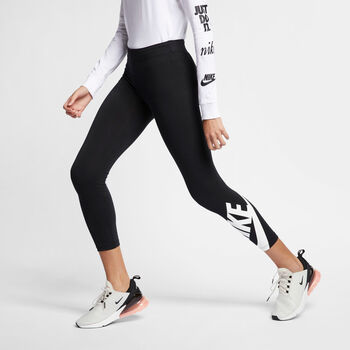 Nike Sportswear Futura 7/8 tight Dames Zwart