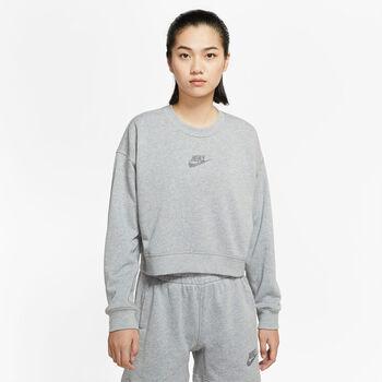 Nike Sportswear Long-Sleeve shirt Dames Zwart