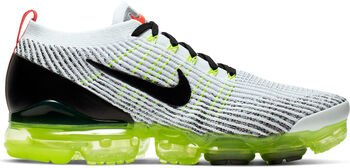 Nike Air Vapormax Flyknit 3 sneakers Heren Wit