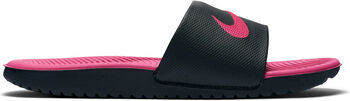 Nike Kawa kids slippers Jongens Zwart