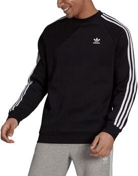 adidas Adicolor Classics 3-Stripes Sweatshirt Heren Zwart
