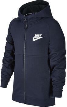 Nike Sportswear AV15 Hoodie Jongens Blauw
