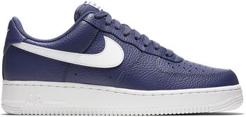 Nike Air Force 1 '07 Heren Blauw