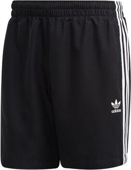 adidas 3-Stripes Zwemshort Heren Zwart