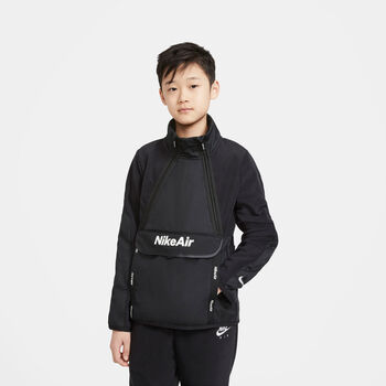 Nike Air Fleece kids top Jongens Zwart
