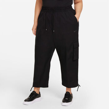 Nike Sportswear Icon Clash broek Dames Zwart