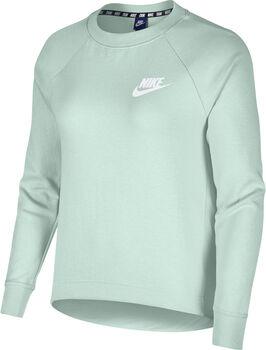 Nike Sportswear Advance 15 Crew sweater Dames Groen