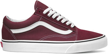 Vans Old Skool sneakers Heren Rood