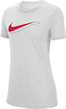 Nike NSW icon shirt Dames Wit