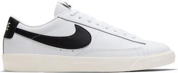 Nike Blazer Low Leather sneakers Heren Wit