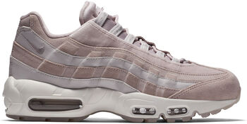 Nike Air Max 95 LX sneakers Dames Rood