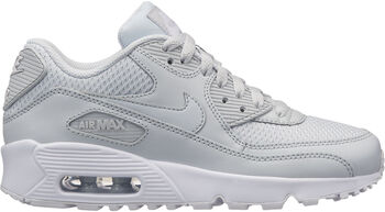 Nike Air Max 90 Mesh sneakers Jongens Zwart