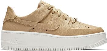 Nike Air Force 1 Sage Low sneakers Dames Bruin