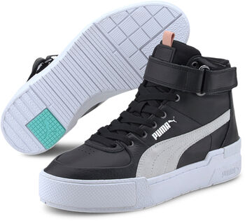 Puma Cali Sport Top Contact sneakers Dames Zwart