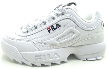 FILA Disruptor Low sneakers Dames Wit