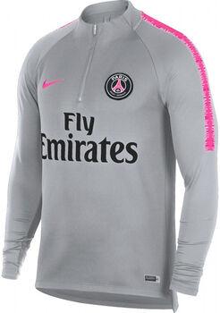 PSG Nike Dry Squad Drill shirt Zwart
