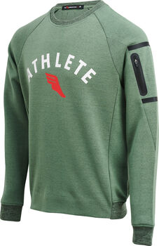 The Athlete's Foot Antoine sweater Heren Groen
