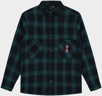 Signature Flannel blouse