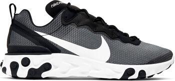 Nike React Element 55 sneakers Heren Zwart