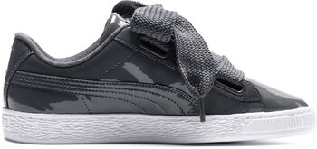 Puma Basket Heart sneakers Dames Grijs