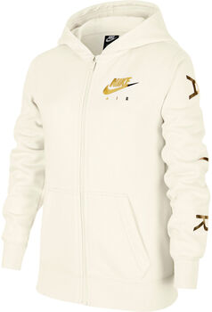 Nike Sportswear Air Fleece sweater Meisjes