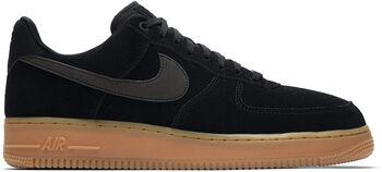 Nike Air Force 1 '07 LV8 Suede Heren Zwart