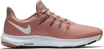 Nike Quest hardloopschoenen Dames Rood