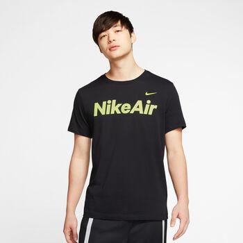 Nike Sportswear Air shirt Heren Zwart